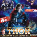 Thor. En el circo Kaos.